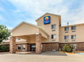 Comfort Inn & Suites Greeley, hotel in Greeley
