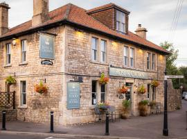 Rose and Crown, hotel in Hinton Charterhouse