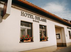 Hotel BELASSI, hotel in Bojnice