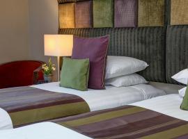 Best Western Glasgow Livingston Hilcroft Hotel, Livingston, hotel near Falkirk Golf Club, Whitburn