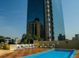 Novotel Porto Alegre Três Figueiras, hotel near Praia de Belas Shopping Mall, Porto Alegre