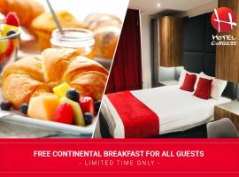 Hotel Express Newcastle Gateshead – hotel w mieście Newcastle upon Tyne