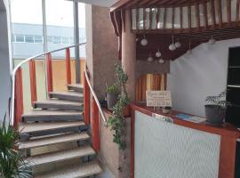 HOTEL RIVER, hotel din Târgu Jiu