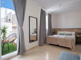 Sweet Sevilla Suites, hotel em Sevilha