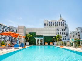 Iberostar Berkeley Shore Hotel, hotel near Holocaust Memorial, Miami Beach