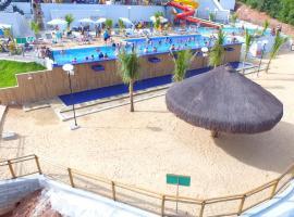 Resort do Lago Apart, hotel in Caldas Novas