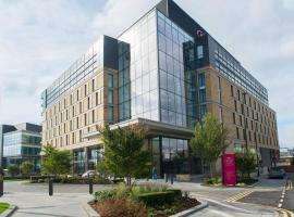 Crowne Plaza Newcastle - Stephenson Quarter, hotel with jacuzzis in Newcastle upon Tyne