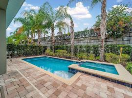 320-Luxury Villa w POOL&Hot Tub, vacation home in Orlando