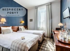 Locomotiva – hotel w mieście Lublin