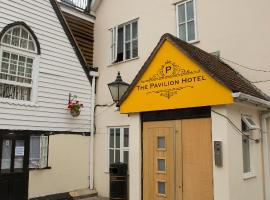 The Pavilion Gastro Bar & Boutique Hotel, hotel near intu Lakeside Shopping Centre, Orpington