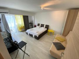 New Green Apartment Studio 1, hotel near Piața Muncii Metro Station, Bucharest