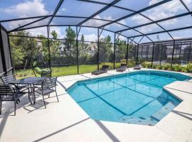 6BR Mansion - Family Resort - Private Pool, BBQ and Games!, hotel in Kissimmee