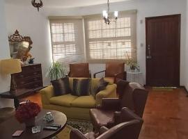 Recanto Esperança - Apartamento para Temporada em Teresópolis (Alto), apartment in Teresópolis
