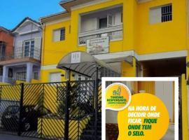 Hospedaria Ipiranga, guest house in Sao Paulo