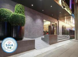 MyBed Ratchada, hotel in Bangkok