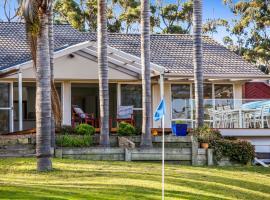Tura Beach Golf Stays, hotel near Mandeni Family Fun Park, Tura Beach