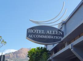 Hotel Allen, hotel in Townsville