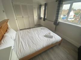 2 Bedroom house in Fulwood Preston, hotel in Preston