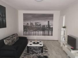 Black and White City Home, хотел близо до Арена Армеец, София