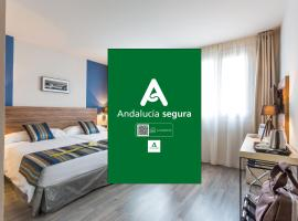 Hotel Urban Dream Granada, hotel in Granada