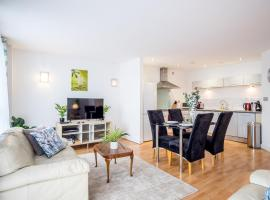 Large City 2 Bed, 2 Bath, FREE PARKING & WiFi, apartment in Sheffield