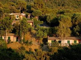 Camping Village Rosselba Le Palme, resort in Portoferraio