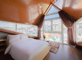 Nắng Chiều Hotel Đà Lạt, nhà khách ở Đà Lạt