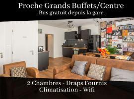 L'urbain Narbonnais, apartment in Narbonne
