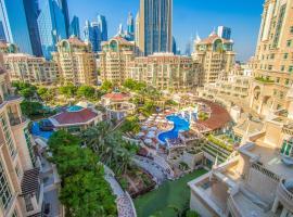 Swissôtel Al Murooj Dubai, hotel in Dubai