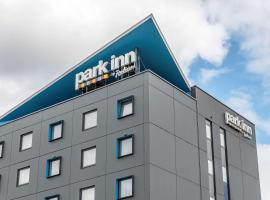 Park Inn by Radisson Vilnius Airport Hotel & Business Centre, отель в Вильнюсе