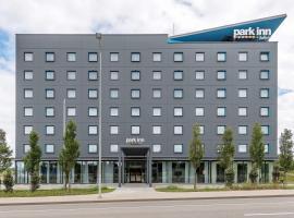 Park Inn by Radisson Vilnius Airport Hotel & Business Centre, hotel in Vilnius