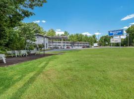 Rodeway Inn Anderson, hotel near Clemson Memorial Stadium, Anderson