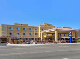 Comfort Inn Albuquerque Airport, hotel near Albuquerque International Sunport Airport - ABQ, Albuquerque