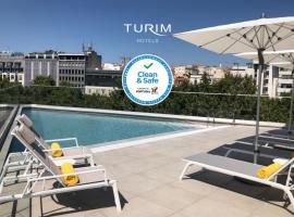 TURIM Boulevard Hotel, accessible hotel in Lisbon