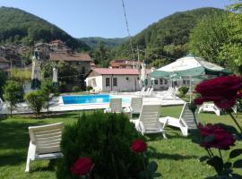 Маймун дере-Басейн, хотел, италианска пица, hotel in Svoge