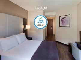 TURIM Luxe Hotel, hotel in Arroios, Lisbon