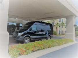 Springhill Suites by Marriott Jacksonville Airport, hotel in Jacksonville