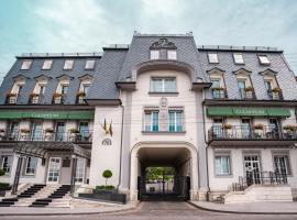 Кавальер Бутик Отель, отель в Львове