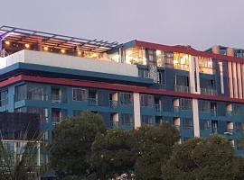 BlueTel Re'sidencE Bangkok IMPACT, hotel a Nonthaburi