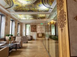 Boris Godunov Hotel, hotel near Bolshoi Theatre, Moscow