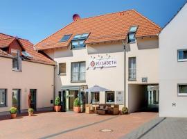 Elisabeth Hotel garni, hotel in Detmold