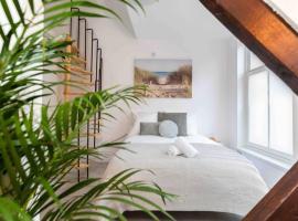 Vitamin Sea Double floor Loft, apartment in Scheveningen