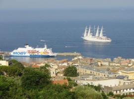 Charmantes chambres 792 Route Inférieure de Cardo, vacation rental in Bastia