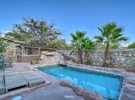 Home in El Paso with BBQ, 4 Mi to Sunland Park!, vacation rental in El Paso