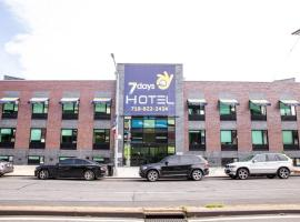 7 Days Hotel, accessible hotel in Bronx