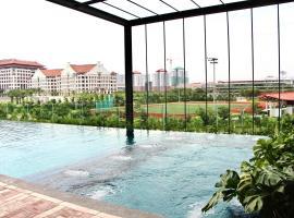 Bell Suites @ Sunsuria City, apartment in Sepang