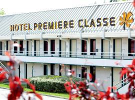 Premiere Classe Gueret、ゲレのホテル