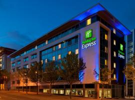 Holiday Inn Express Newcastle City Centre, an IHG Hotel, hotel in Newcastle upon Tyne