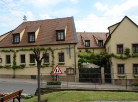 Hotel Kallstadter Hof, Hotel in der Nähe von: Holiday Park Plopsa, Kallstadt