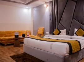 Hotel Airport city palace, hotel near Qutub Minar, New Delhi